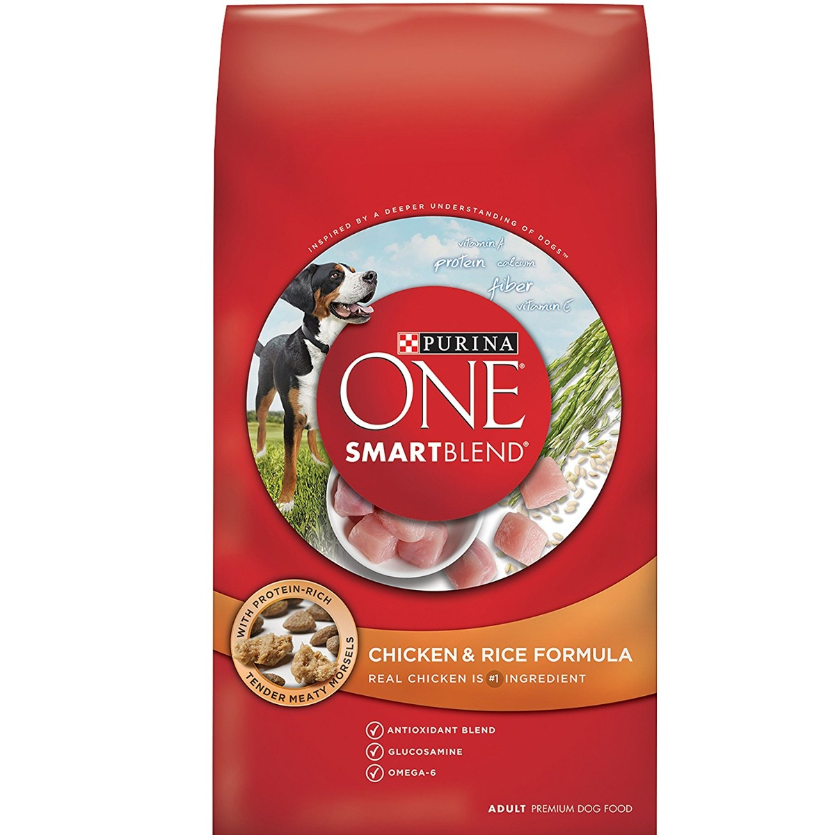 Purina one smartblend chicken rice formula dry dog food purina one smartblend chicken rice formula dry dog food cargando zoom forumfinder Images