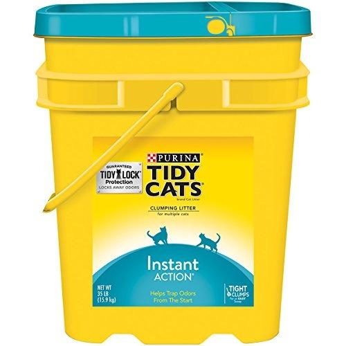purina tidy cats camada de acción instantánea del gato - (1