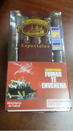 puro barlovento brevas especial - caja 25 unidades