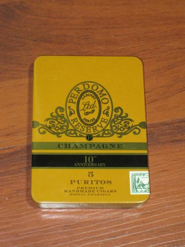 puros habanos, tabacalera perdomo