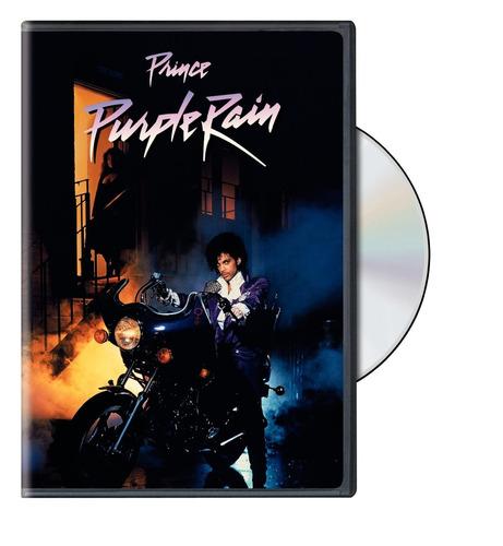 purple rain prince importado dvd nuevo
