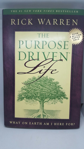 purpose driven life una vida con proposito rick warren