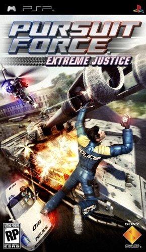 Pursuit Force 2 Extreme Justice Sony Psp - $ 2,034.55 en Mercado Libre
