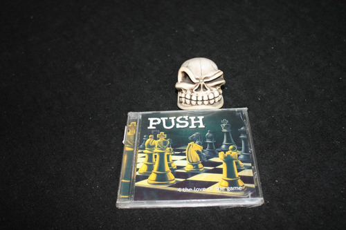 push for the love od the game importado cd  !!!!