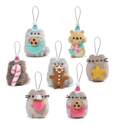 pusheen surprise blind box serie 8 - kawaii atelier