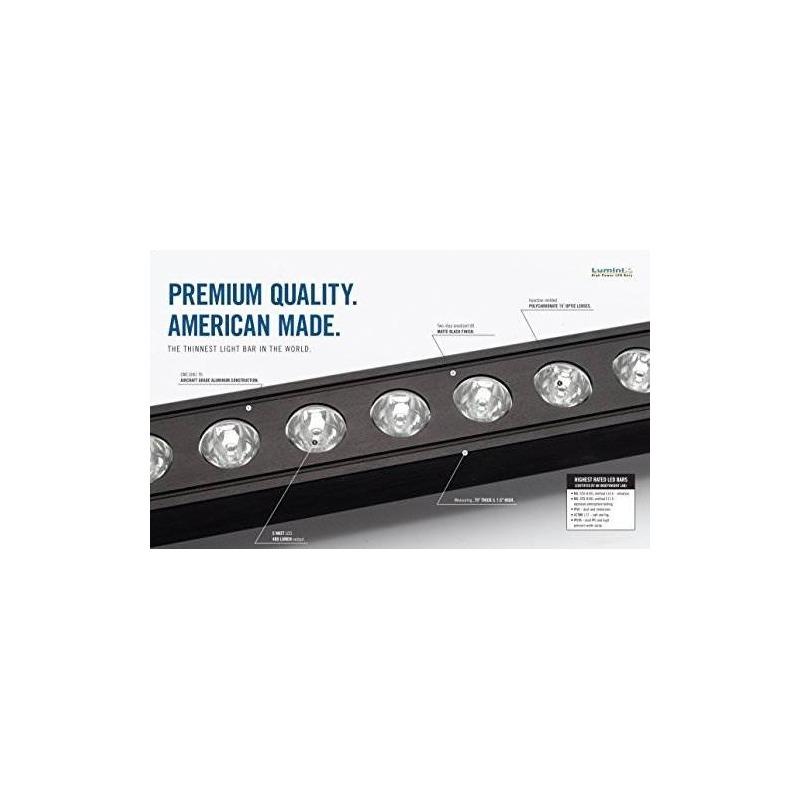 Putco 10020 20 luminix high power led light bar 2020815 en putco 10020 20 luminix high power led light bar cargando zoom aloadofball Gallery