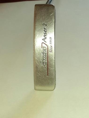 putter marca ping de uso profesional con 2 forros