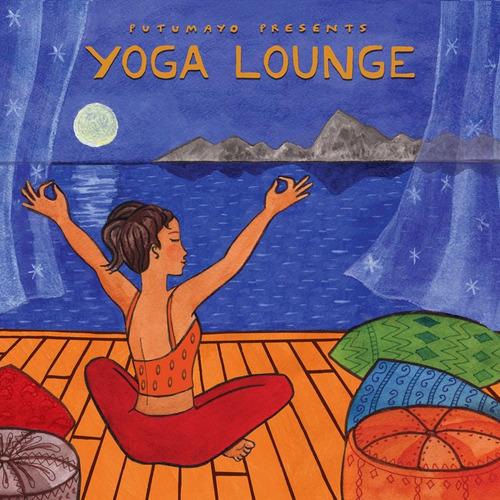 putumayo yoga lounge varios disco cd con 12 canciones