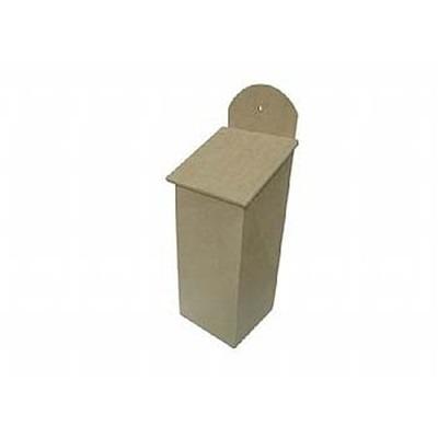 puxa saco tampa solta liso de madeira mdf