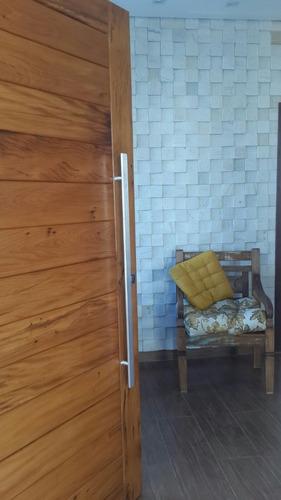 puxador aço inox 40cm porta madeira e vidro - starpuxadores