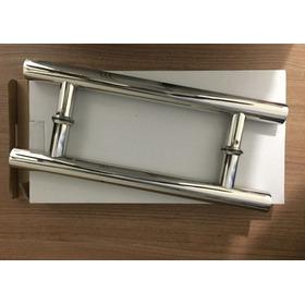 Puxador De Inox Tubular 400*300mm