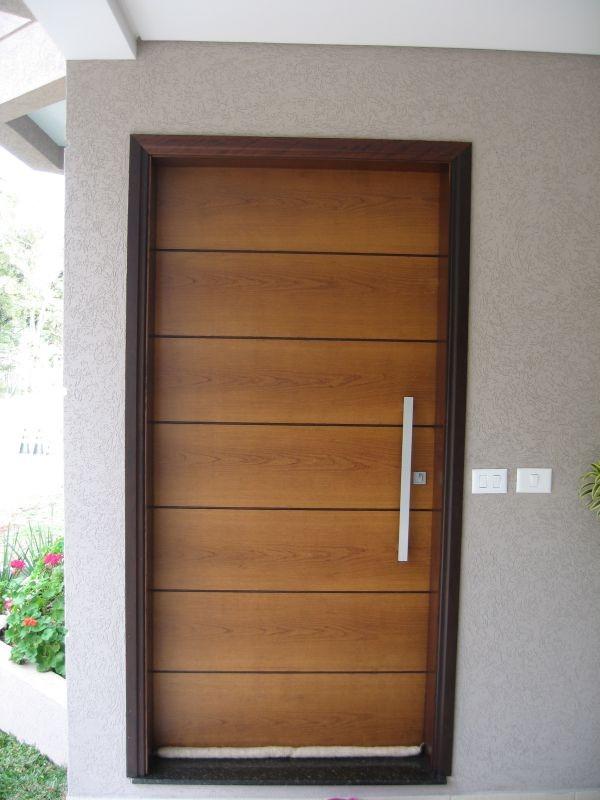 puxador duplo alum nio 80 cm porta pivotante madeira vidro