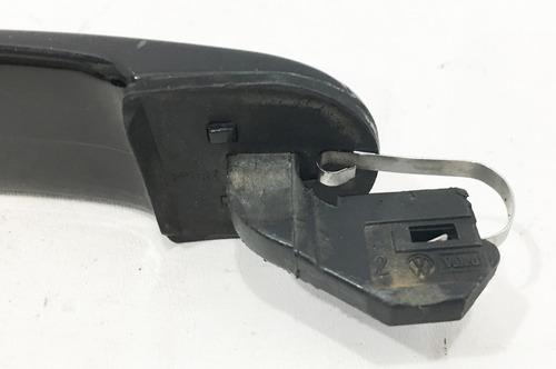 puxador maçaneta externa porta traseira gol g3 g4 parati