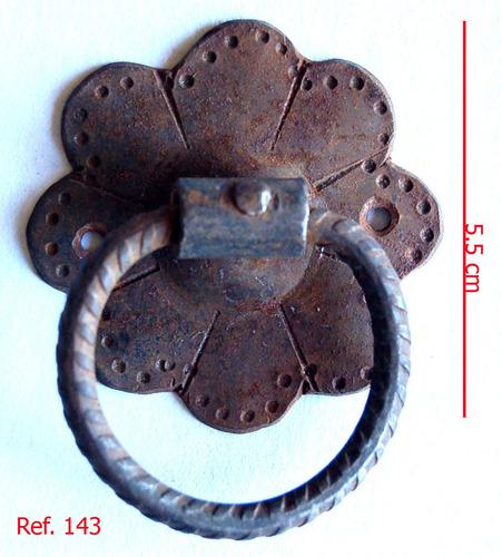 puxador mineiro original de ouro preto artesanal rustico
