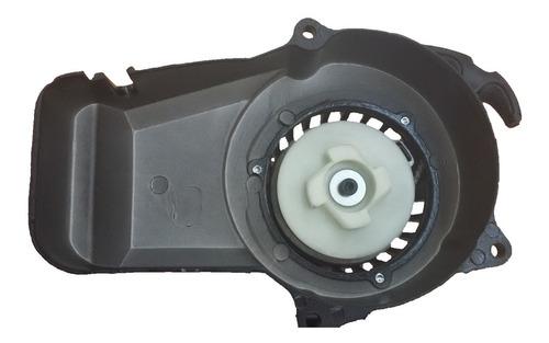 puxador partida manual fácil 2 molas aluminio 49cc nf + dsr