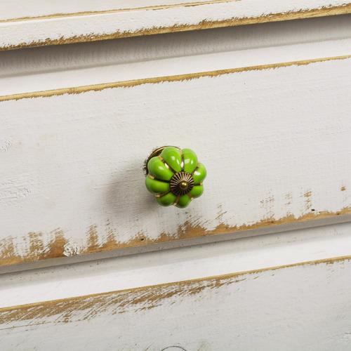 puxador porcelana xangai decoração gavetas móveis 1 peças