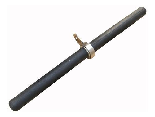 puxador pulley reto com rolamento - 60 cm