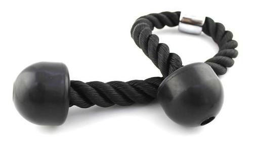 puxador triceps corda profissional