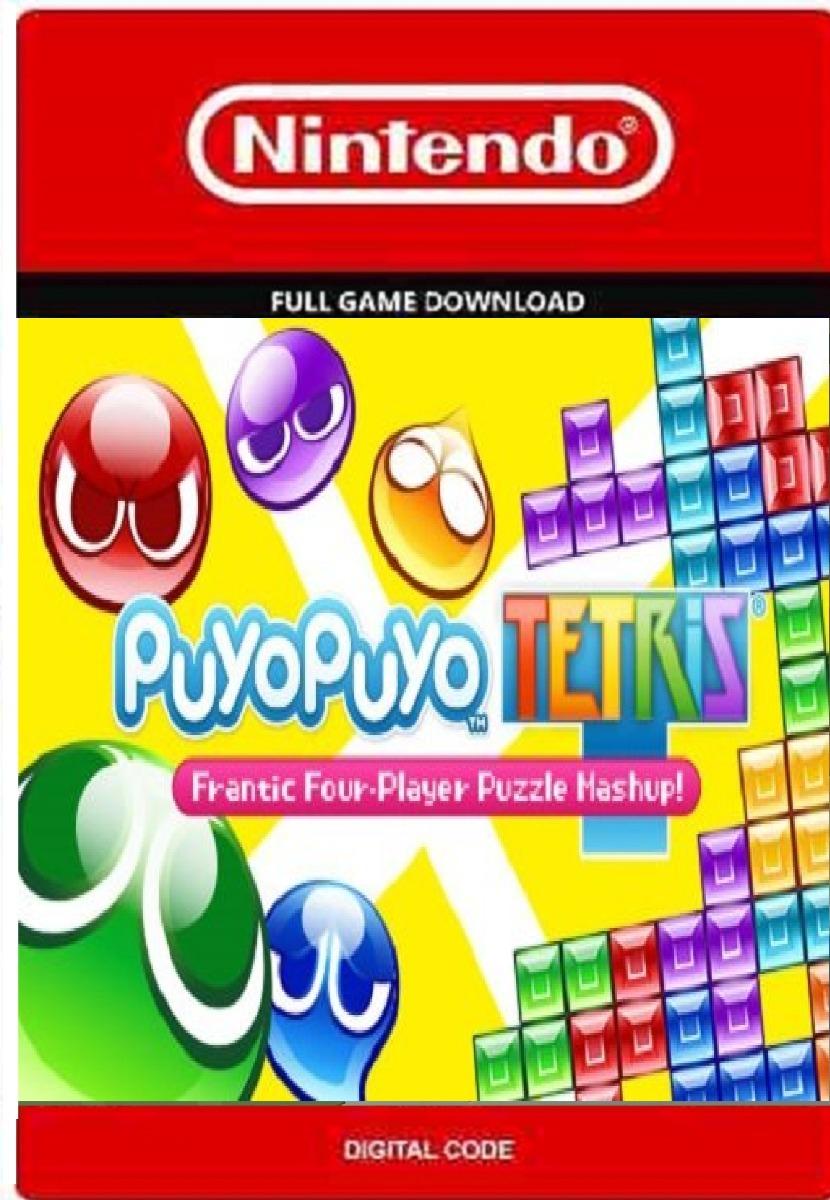 Puyo Tetris Nintendo Switch Codigo Eshop R 20799 Em Mercado Game Carregando Zoom