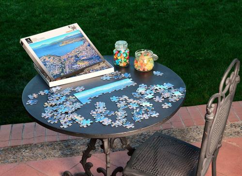 puzzle 150 piezas cordillera sal, san pedro de atacama