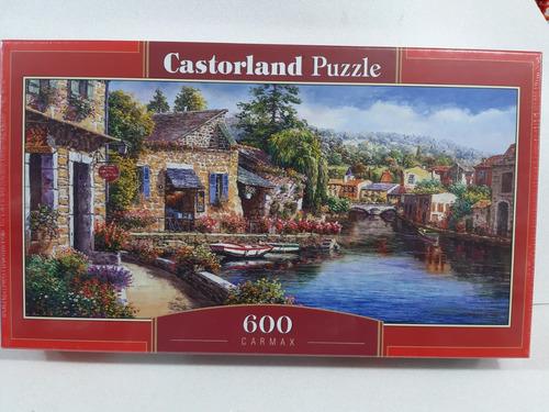 puzzle 600 piezas  castorland carmax