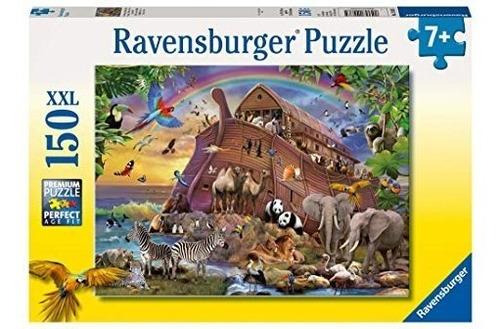 puzzle boarding the ark 150pz xxl  - ravensburger 100385
