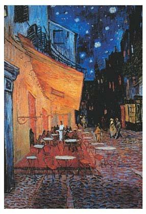 Puzzle Cafe Terraza 3578 El Arrayan