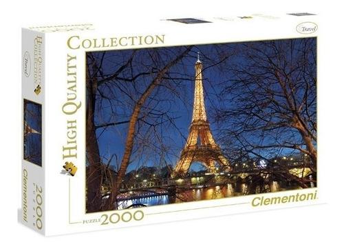 puzzle clementoni x 2000 paris art 32554 loonytoys