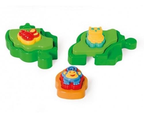 puzzle mania - árvore - calesita