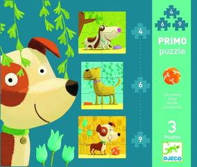 Djeco Piezas 2 Adeleste Para Puzzle Años Niños Grandes b7g6fyY
