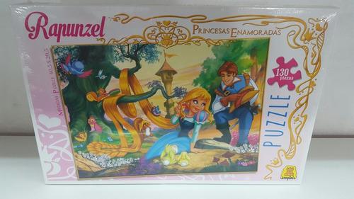 puzzle rapunzel 130 piezas implas july toys