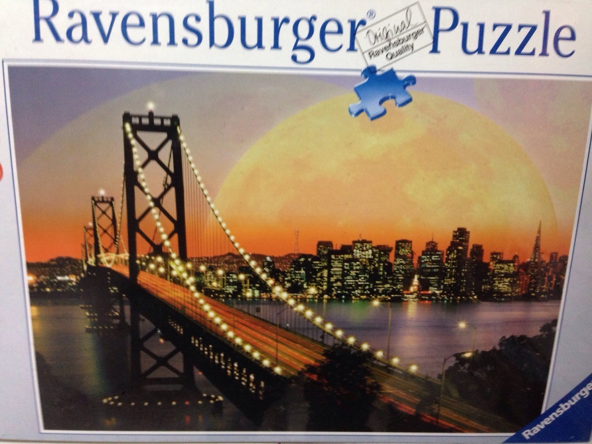 ravensburger puzzle san francisco