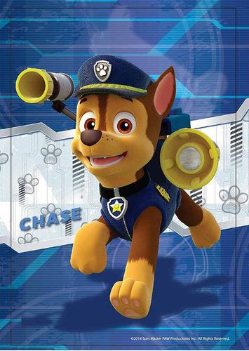 puzzle rompecabeza paw patrol madera juguete