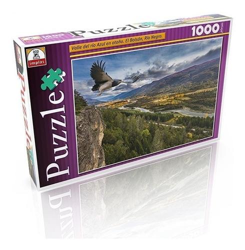 puzzle rompecabezas de 1000 piezas (4911)