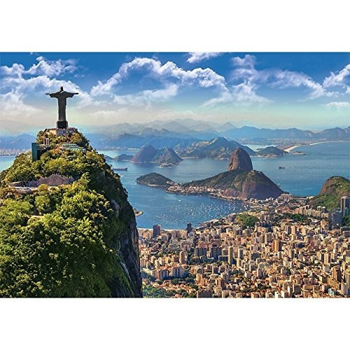 puzzle trefl rio de janeiro (1000 piezas)