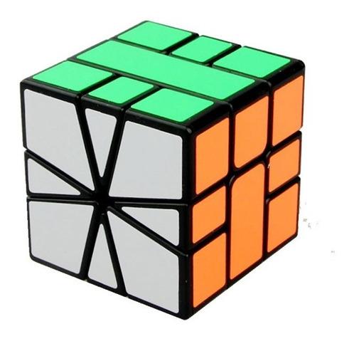 puzzle yj guanlong square-1 base negra juguete