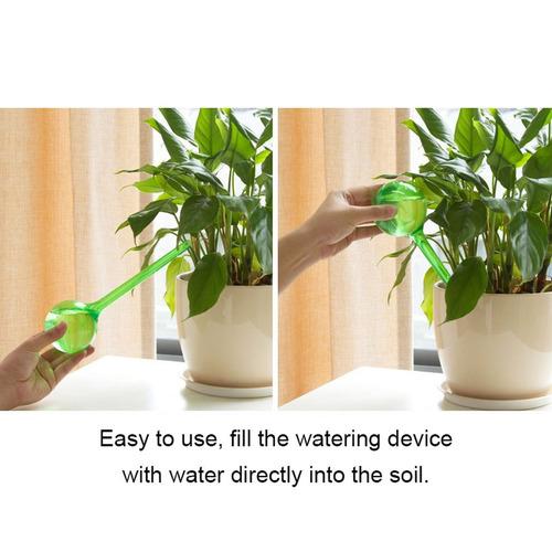 pvc ego - rega sistema planta de bola vidro imitação flore