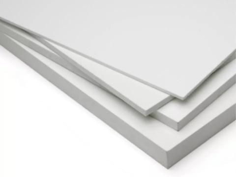 pvc laminas de pvc 3mm 122×244 listo 2c blanco super formica