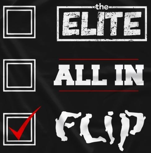 pw tees flip gordon checklist playera negra autentica