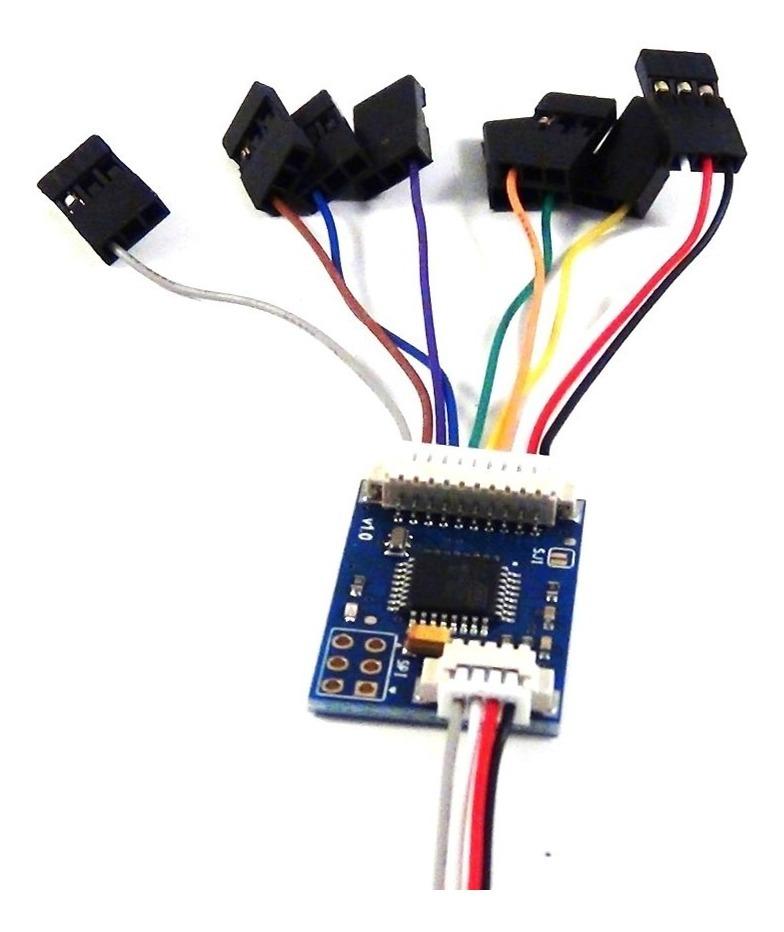 Pwm To Ppm Encoder Switcher Pixracer Pixhawk
