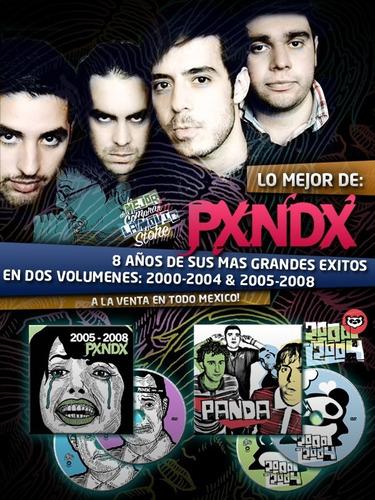 pxndx / 2000 - 2004 y 2005 - 2008 (nuevos y sellados)