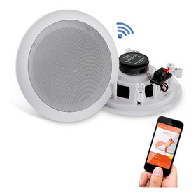 Pyle 2 Parlantes Bluetooth Embutir Techo Musica Funcional 5