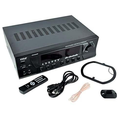 pyle amplificador estéreo receptor sintonizador am-fm, us