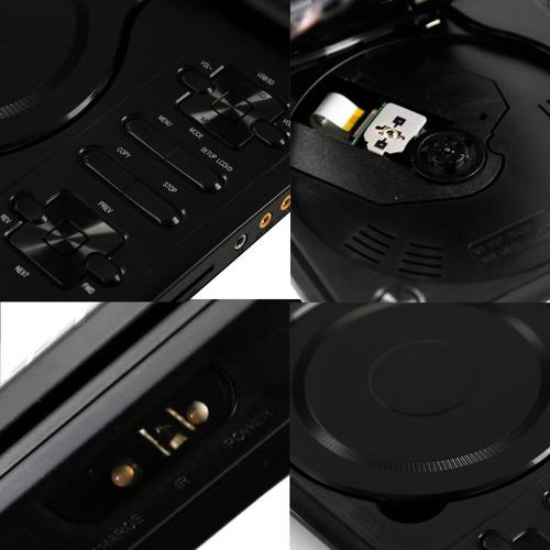 pyle home pdh99-inch portátil monitor tft/lcd con reprod