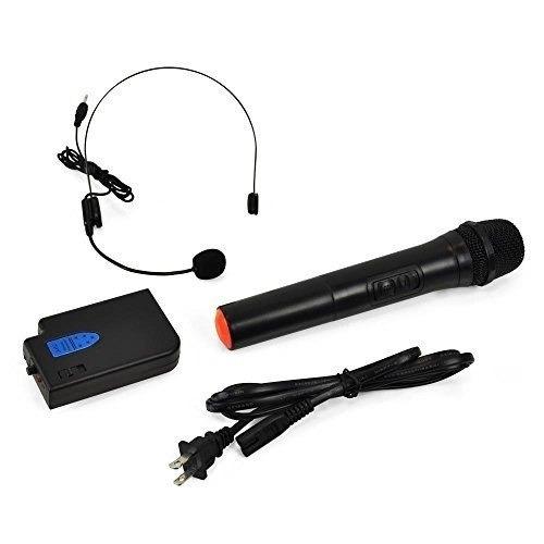 pyle pa altavoz máquina de karaoke bluetooth inalámbrico con