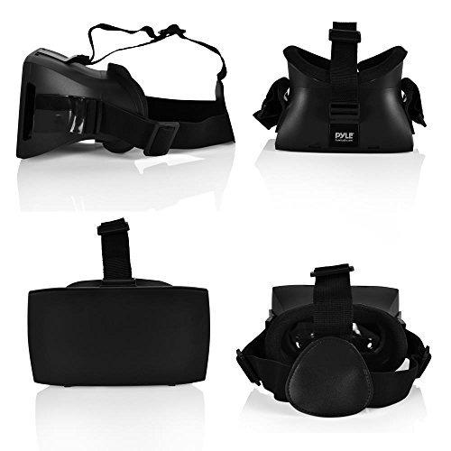 pyle plv3d15 universal 3d vr headset glasses, realidad virtu