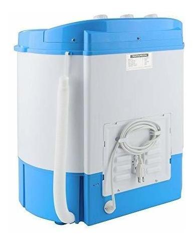 pyle pucwm22 mini lavadora y secadora compactas y portátiles