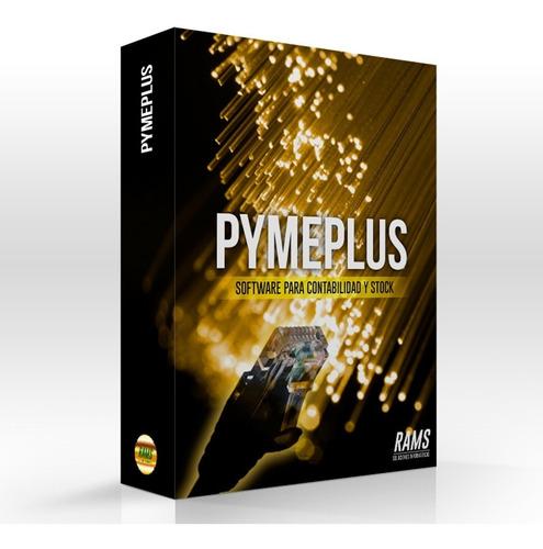 pymeplus programa facturación compras ventas proveedores