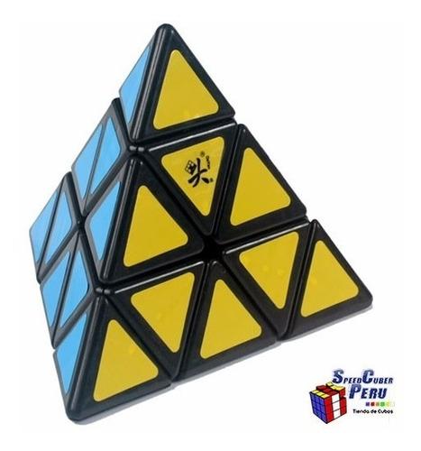 pyraminx dayan v2 cubo mágico de rubik para speedcubing!