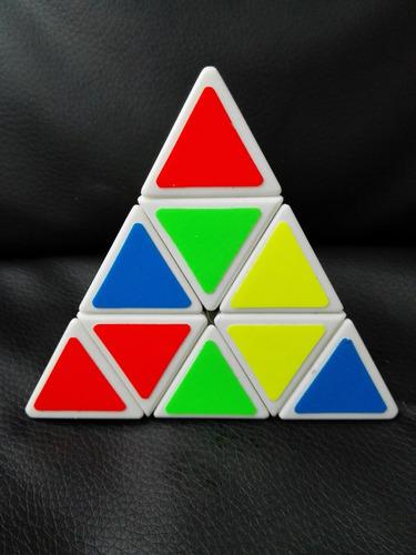 pyraminx piramide cubo rubik shengshou speedcube - nuevo